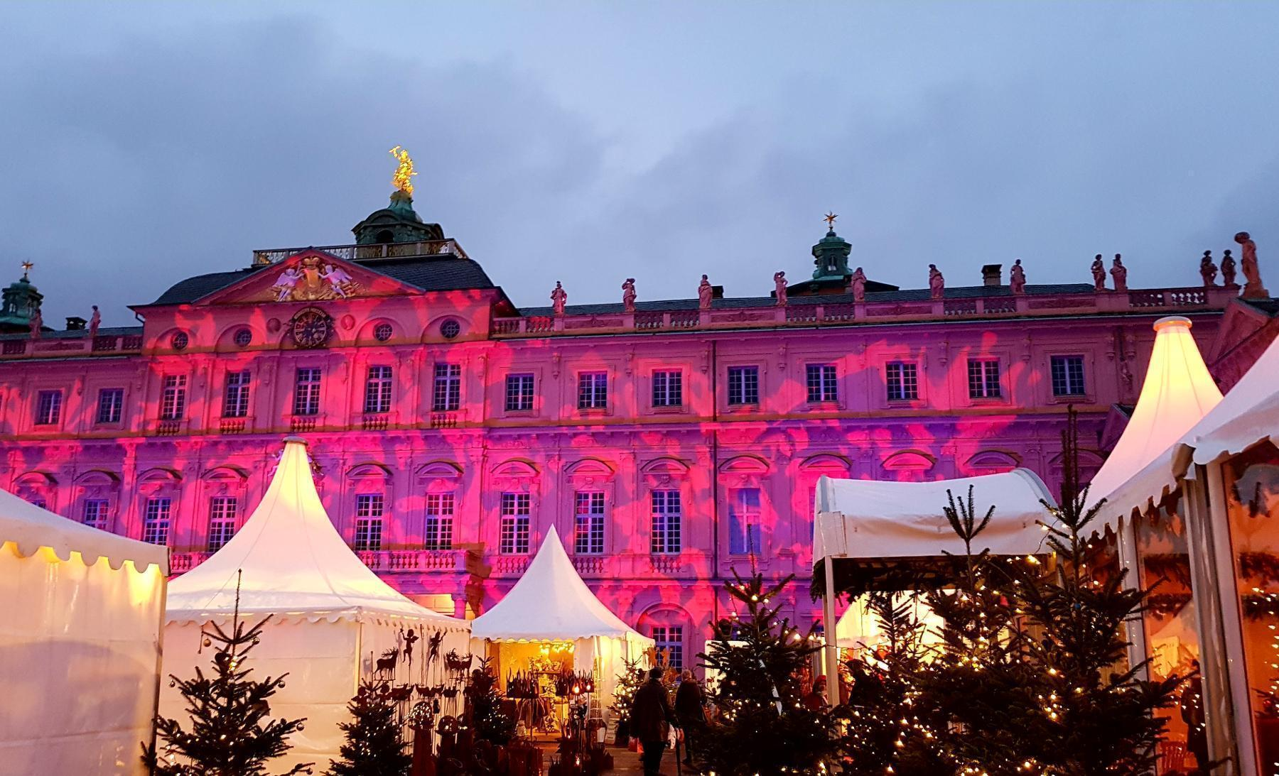 Schlossweihnacht Rastatt