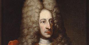 Portrait of Margrave Ludwig Wilhelm von Baden-Baden.