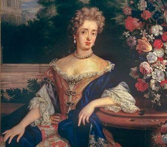 Markgräfin Sibylla Augusta von Baden-Baden