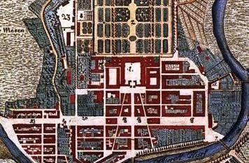 Idealplan der Stadt Rastatt von 1789