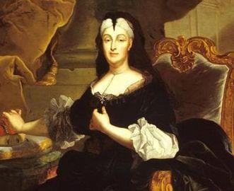 Rastatt Residential Palace, portrait of Margravine Sibylla Augusta von Baden. Images: Staatliche Schlösser und Gärten Baden-Württemberg, Andrea Rachele