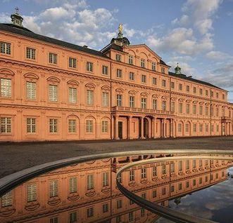 Exterior view of Rastatt Residential Palace. Image: Staatliche Schlösser und Gärten Baden-Württemberg, Günther Bayerl
